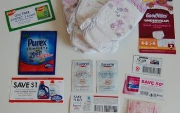 Mailbox Freebies: Purex, GoodNites, Eucerin, Zyrtec & Carefree