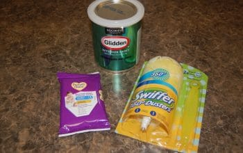 Mailbox Freebies: Swiffer Duster, Glidden Paint, Parent's Choice Baby Wipes