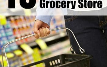 10 Ways to Save at the Grocery Store