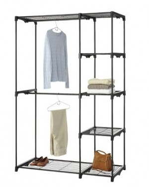Double Rod Closet