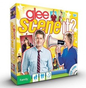 Glee Scene It Game