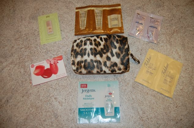 Free Target Beauty Bag