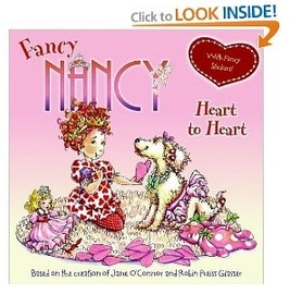Fancy Nancy Heart to Heart