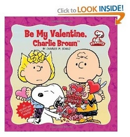 Valentine Charlie Brown