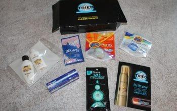 Mailbox Freebie: A Box FULL of Goodies!