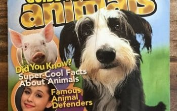 FREE Kids Guide to Helping Animals Magazine + FREE Stickers!