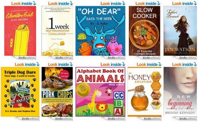 free kindle books 3