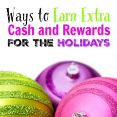 earn extra cash and rewards