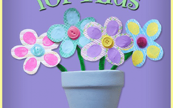 "FREE ""Spring Crafts for Kids"" eBook!"