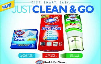 Clorox Real Life Cleaning: 10% off Target Cartwheel Offers