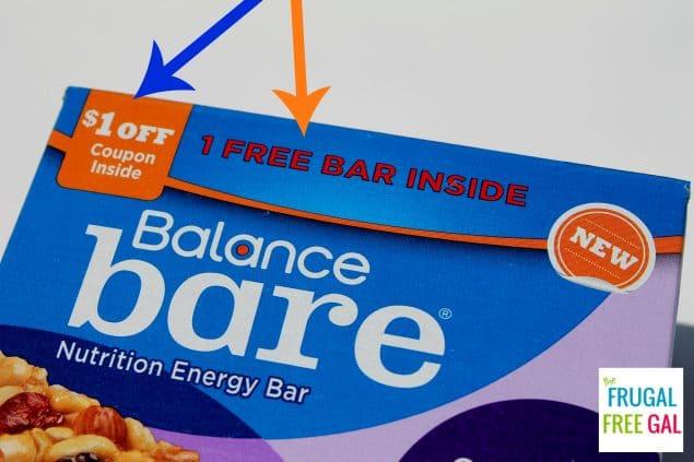 Balance Bare Bars 2