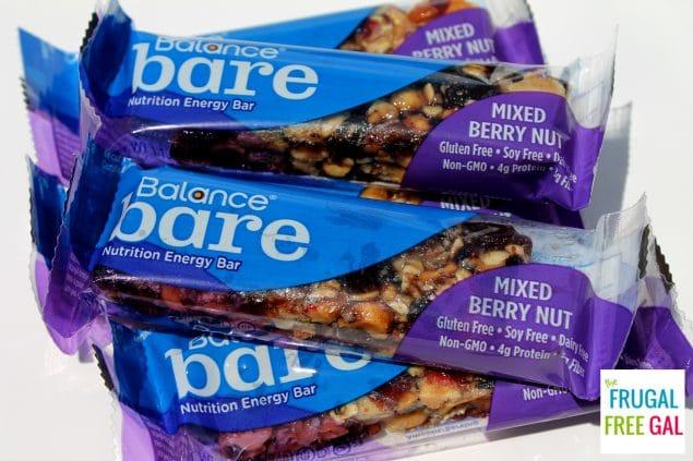 Balance Bare Bars 3