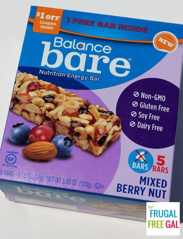 Balance Bare Bars