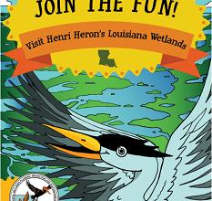 FREE Henri Heron's Activity Book!