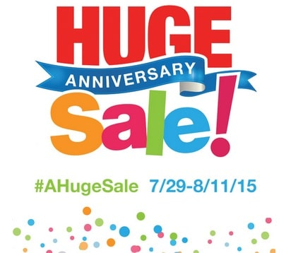 Huge Albertsons Anniversary Sale