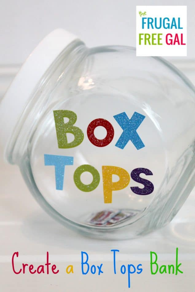 Box Tops Bank