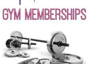 Four Ways to Save on Gym Memberships