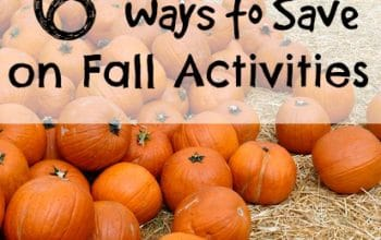 6 Ways to Save on Family-Friendly Fall Activities