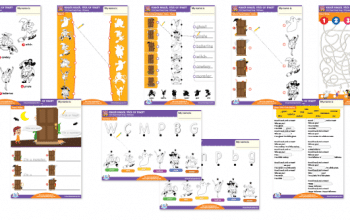 FREE Halloween Worksheets, Songs and Games!