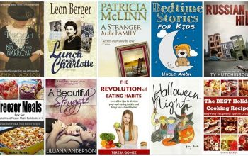 10 FREE Kindle Books for 10/22