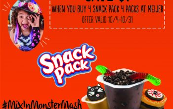 Meijer: Save $1 WYB 4 Snack Pack 4 Packs