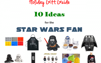 Top 10 Gift Ideas for the Star Wars Fan