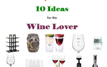 Top 10 Gift Ideas for the Wine Lover