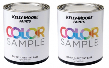 FREE Quart of Kelly-Moore Paint! (coupon)