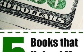 5 Books that Helped Us Save Money