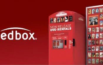 FREE Redbox DVD or Blu-ray Rental!