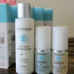 Neutralyze anti acne solution