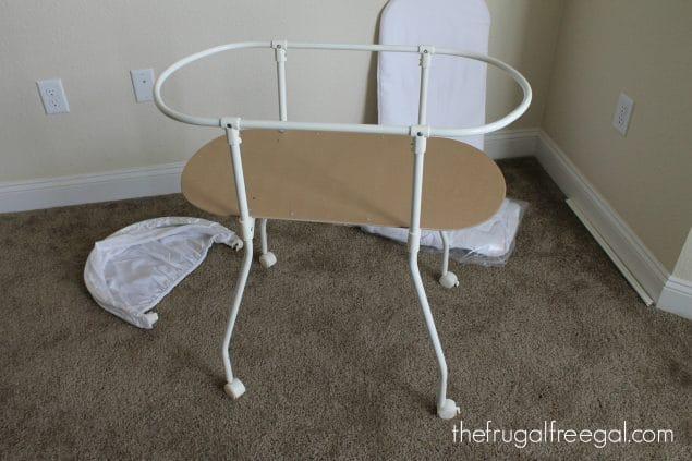 baby bassinets on ebay