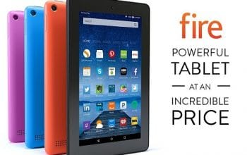 7″ Amazon Fire Tablet Only $39.99 Shipped!