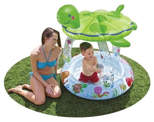 Sea-Turtle-Shade-Baby-Pool