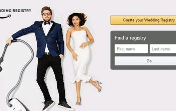 Create an Amazon Wedding Registry For Special Benefits