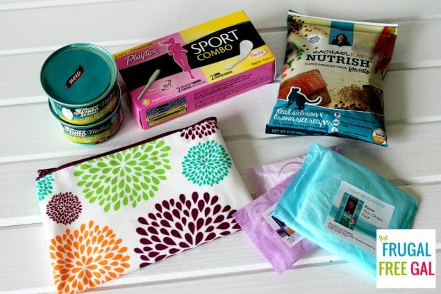 Mailbox freebies August 2