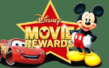 5 FREE Disney Movie Rewards Points!