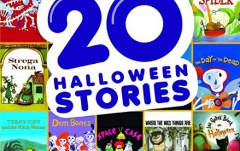 20 Halloween Stories DVD Only $4.99!