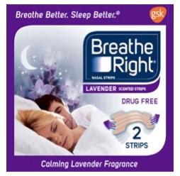 breathe right lavende