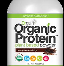 FREE Orgain Protein Powder Sample!