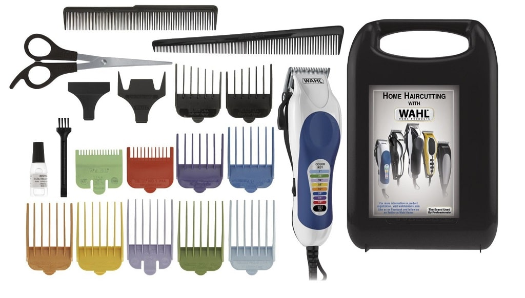Hair Cutting Kits : Wahl Color Pro Complete Hair Cutting Kit Only $14.87! The Frugal ...