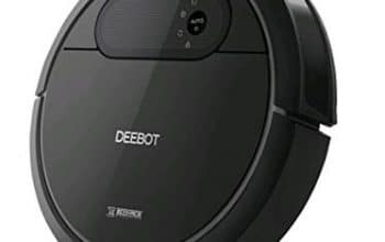 Amazon: ECOVACS Robotic Vacuum Cleaner with Mop and Water Tank only $134.98!