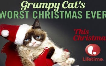 Grumpy Cat's Worst Christmas Ever Movie in HD Only $0.99! (reg $9.99)