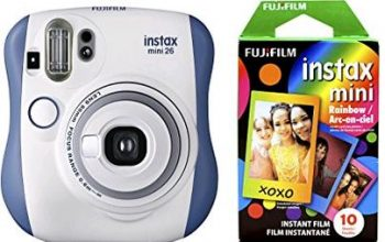 Amazon: Fujifilm Instax Mini 26 + Film only $49.99!