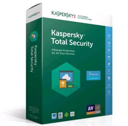 Kaspersky TS