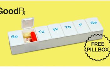 FREE 7-day Pillbox!