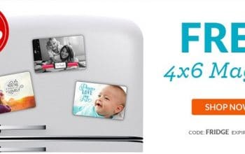 Custom 4×6 Photo Magnet Only $1.99 Shipped! (+ 40 FREE photo prints)