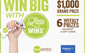 Ibotta Offer: Earn $1 by Purchasing (1) 5-pack of ZonePerfect® Bars at Walmart!
