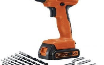 Amazon Deal of the Day: Black & Decker Drill/Driver