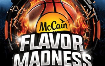 McCain Flavor Madness Sweepstakes (ends 4/4)